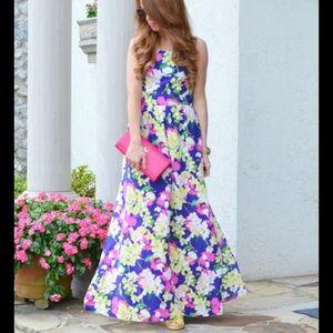 Yumi Kim size small maxi dress.